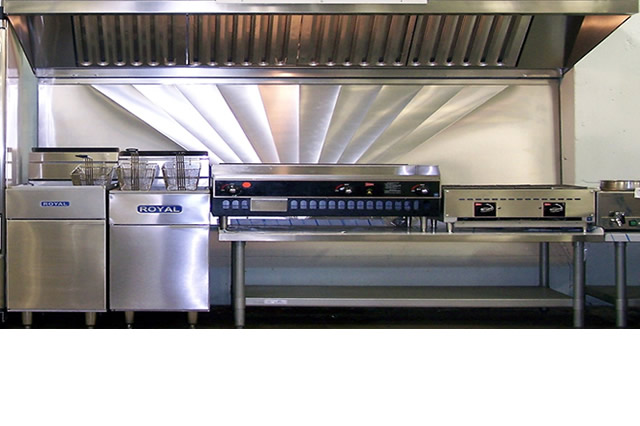Restaurant Kitchen Hood commercial kitchen hood cleaning - jacksonville hood cleaning