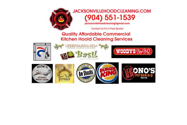 Restaurant Cleaning Services Jacksonville Fl