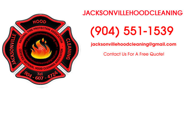 Jacksonville FL Commercial Kitchen Hood Cleaning