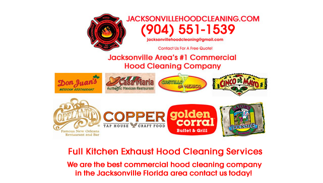 Jacksonville Restaurant Hood Cleaning