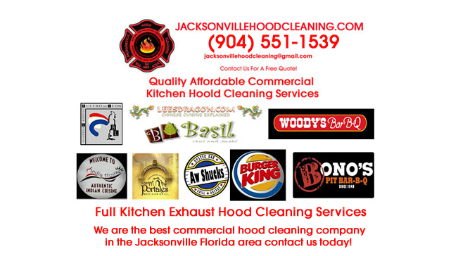 Hood Vent Cleaning Jacksonville