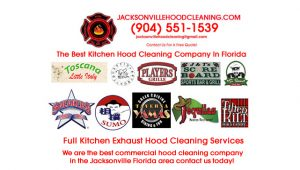 Professional Kitchen Exhaust Cleaners Companies Duval County Florida
